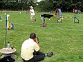 MKDTC Agility Show, Photographer at work recording Class 1 - geograph.org.uk - 1439023.jpg