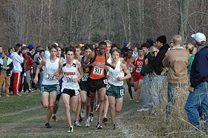Minnesota state meeting – Cross Country