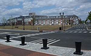 Military Ocean Terminal at Bayonne - New housing at The Peninsula