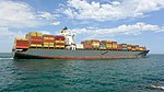 MSC Rochelle, Fremantle, 2015 (05).JPG