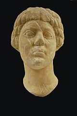 Portrait d'une inconnue (Ra 376)