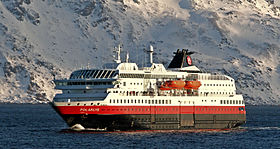 Image illustrative de l'article Hurtigruten