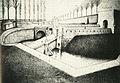Maastricht, Boschpoort met avancée (J Brabant, ca 1865).jpg