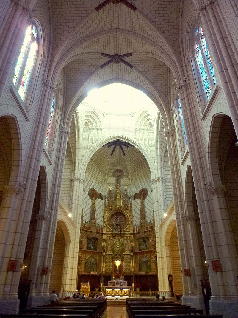 Madrid - Iglesia de Santa Cruz 07.JPG