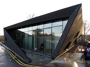 Zaha Hadid - Maggie's Centre, Kirkcaldy, Scotland