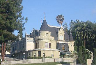 The Magic Castle - The Magic Castle