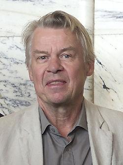 Magnus Ehrner under Det Kgl. Svenske Teaters efterårssamling 2014.
