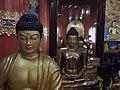 Mahabodhi Society - Kolkata - Prayer Room Idols V.jpg