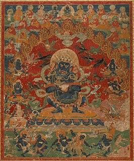 Mahakala God in Hinduism, Buddhism, and Sikhism