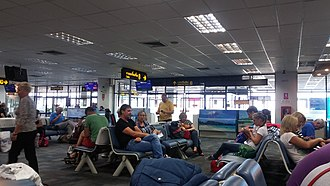 Phuket International Airport - Phuket Airport Terminal