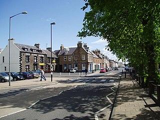 Earlston parish and town in Berwickshire, Scotland
