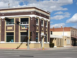 Clayton, New Mexico - Main Street (2008)