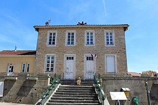 Pirajoux Commune in Auvergne-Rhône-Alpes, France