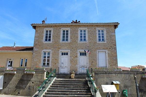 Photo de la ville Pirajoux