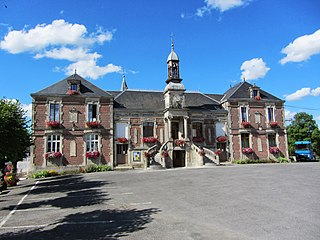 Liart Commune in Grand Est, France