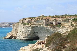 Fort Delimara
