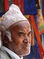 Man in Plaza - Boudhanath - Outside Kathmandu - Nepal (13987732913).jpg
