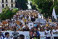 Manifestación contra el Toro de la Vega de Tordesillas.JPG