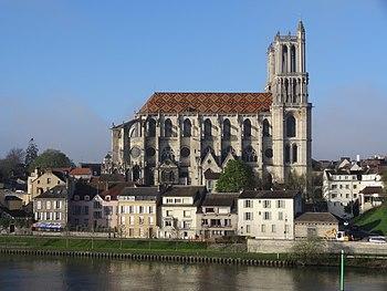 Notre Dame De Mantes Wikipedia