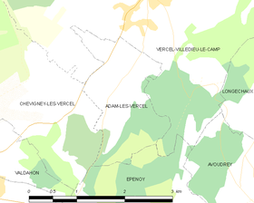 Map commune FR insee code 25007.png