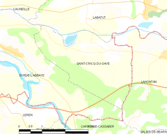 Map commune FR insee code 40254.png