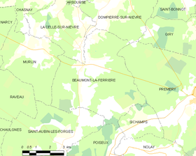 Map commune FR insee code 58027.png