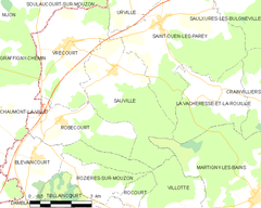 Map commune FR insee code 88448.png