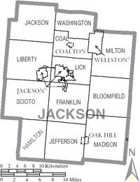 Jackson County Ohio