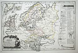 Map of Northern and Eastern Europe in 1791 by Reilly 0004.jpg