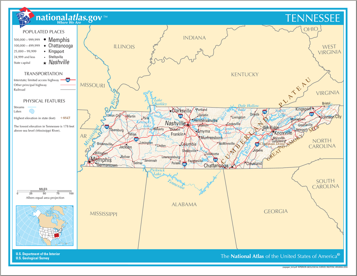 Washington County Tn Property Map