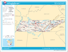 Index of Tennessee articles