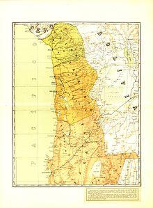 Historia de la organizacin territorial de chile wikipedia la mapa de chile en 1904 desde tacna a antofagasta sciox Choice Image