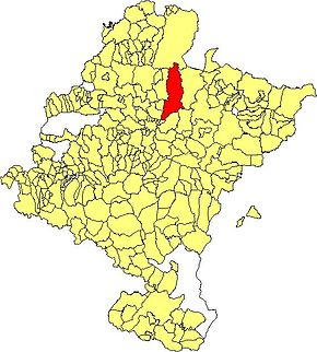 Maps of municipalities of Navarra Esteribar.JPG