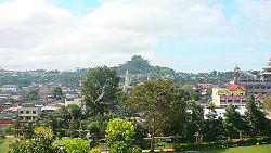 Skyline of Marawi City