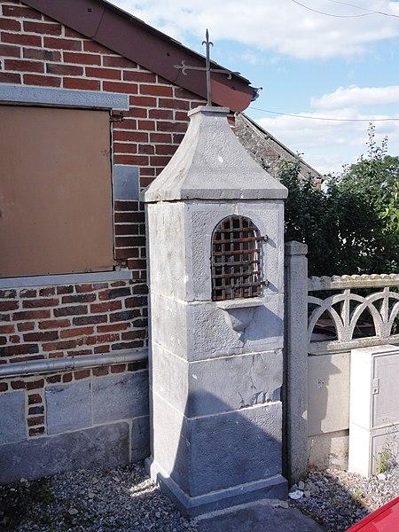 Marbaix (Nord, Fr) Chapelle Ste Face et N.D. de Bonsecours