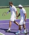Marcel Granollers and Rafael Nadal (2012).jpg