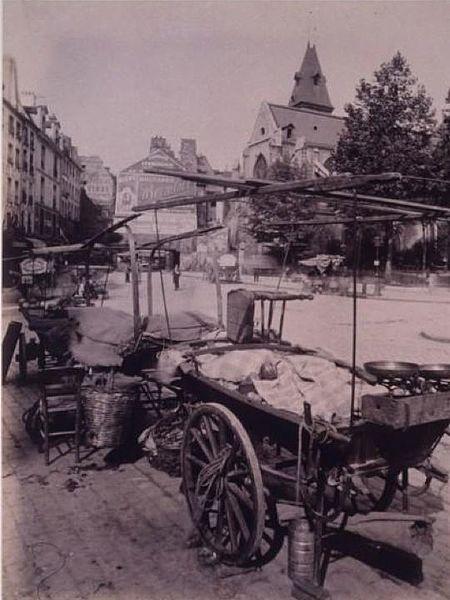 Fichier:Marché de la rue Mouffetard.jpg