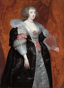 Marguerite de Lorraine, Madame, duchesse d'Orléans, by Anthony van Dyck.jpg