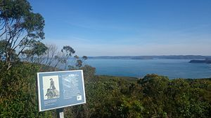 Marie Byles - The Marie Byles lookout
