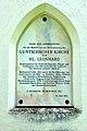 Maria Rain Unterguntschach Filialkirche hl Leonhard Gedenkstein 14062011 227.jpg