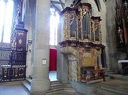 Marienorgel; St.Nikolaus in Überlingen.JPG