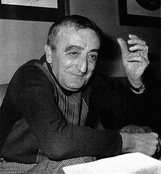 Mario Bava - Mario Bava in 1975