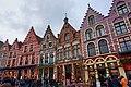 Market Square in Bruges, Belgium (26442171187).jpg