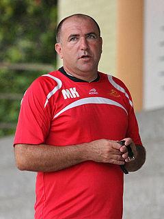 Marko Kraljević (footballer) Croatian football coach