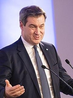 Markus Söder German politician