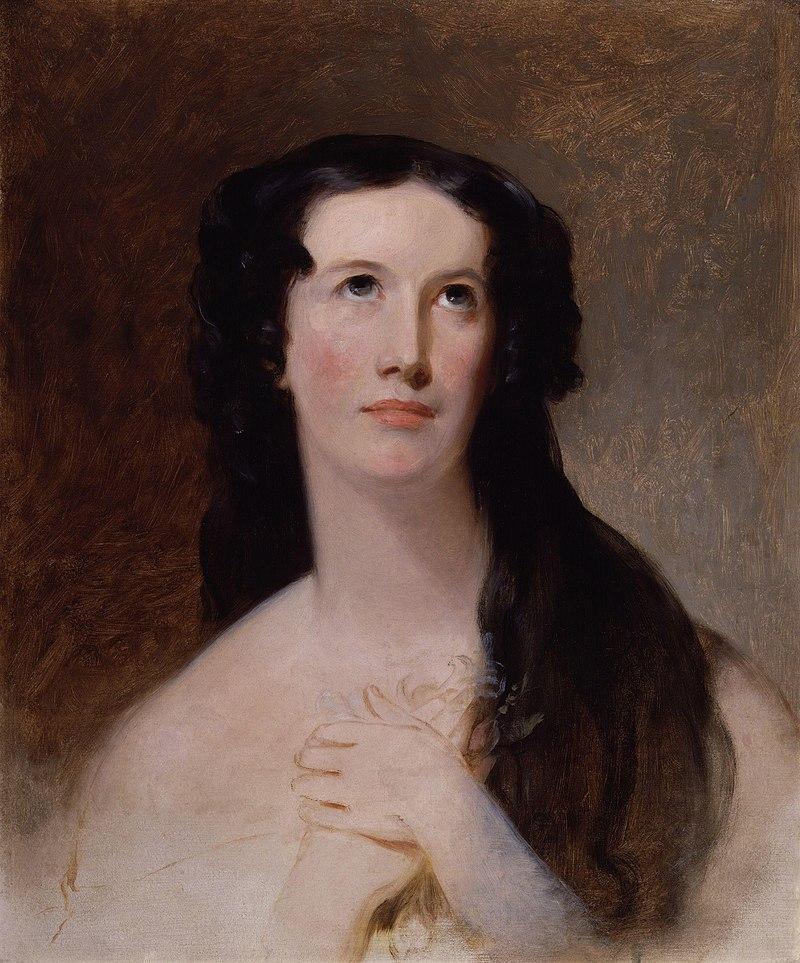 Mary Ann Paton (Mrs Wood) by Thomas Sully.jpg