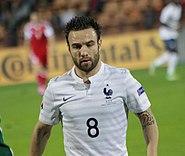 Mathieu Valbuena - France v Armenia