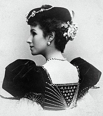 Mathilde Kschessinska - Image: Mathilde Kschessinska