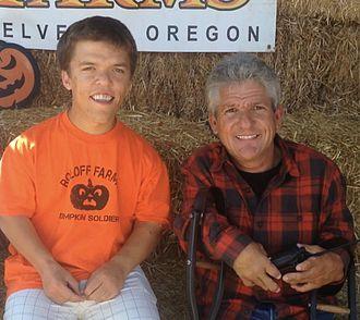 Little People, Big World - Zach (left) and Matt (right) in 2014