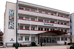 Mattersburg - Rathaus (01).jpg